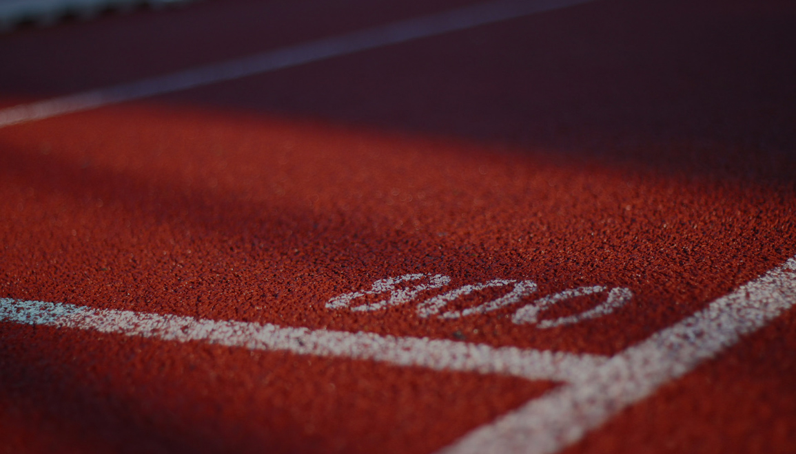 Laufbahn Sportboden Outdoor