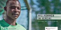 Willkommen im Verein! Fußball mit Flüchtlingen