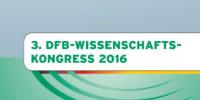 Kongressband zum 3. DFB-Wissenschaftskongress