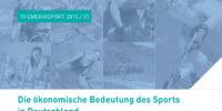 Die ökonomische Bedeutung des Sports in Deutschland