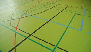 Sporthallenboden - Sportboden Indoor - Sportboden Turnhalle