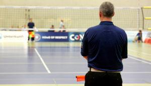 Sporthallenboden - Sportboden Indoor - Sportboden Turnhalle - Linoleum Sportboden