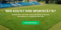 Sportstättenrechner – Kosten im Sportstättenbau