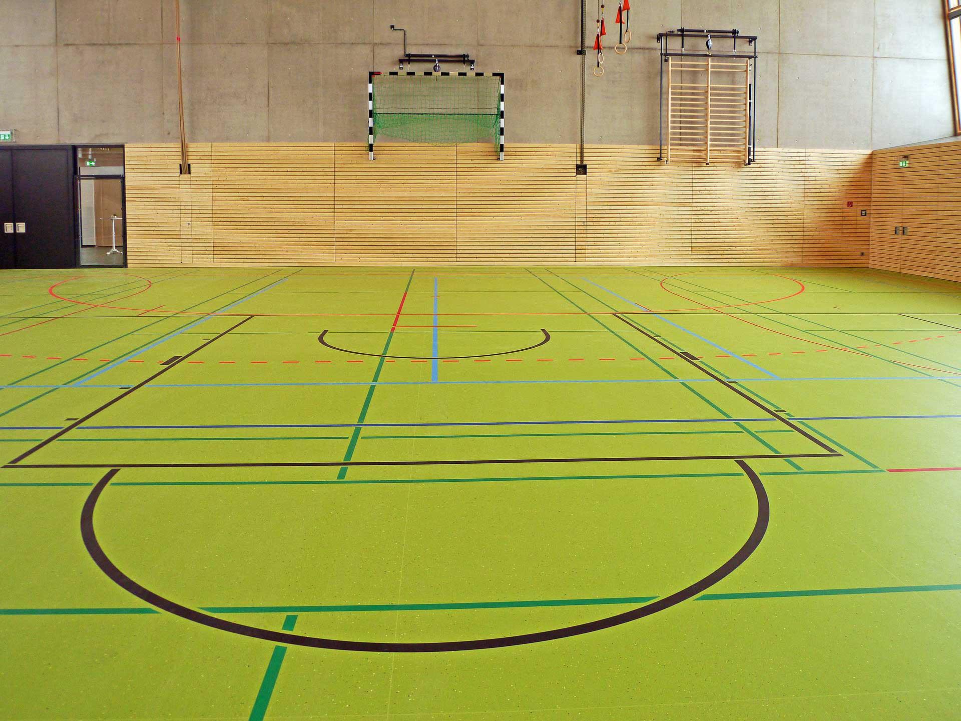 Sporthallenbau: Was kostet eine Freilufthalle, Traglufthalle oder der Baue einer kompletten Sporthalle?