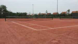 Tennisplatzbau Kosten, Tennisplatz bauen