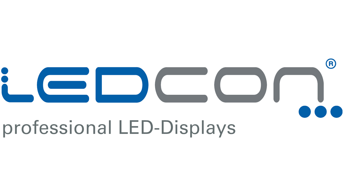 Ledcon LED Banden LED-Banden Videobanden LED-Screen Videowall Videowand LED-Wand