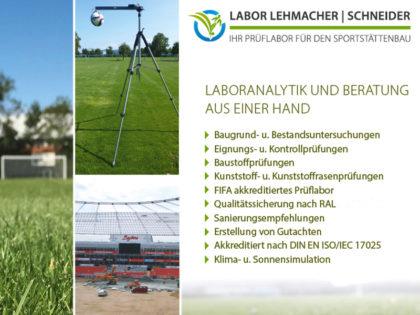 """""""Unabhängige Beratung von Vereinen, Kommunen und Sportstättenbetreibern"""""""
