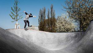 Skatepark bauen: Kosten rund um den Bau eines Skateparks oder eines pumptrack