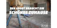 Sportdeutschland braucht Sporträume