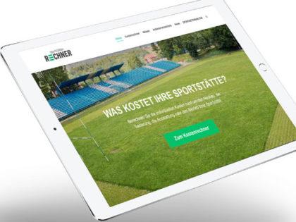 Sportstättenrechner in Zahlen: 20.000er Marke geknackt