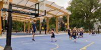Freilufthalle: Berlin bekommt einen neuen Hot Spot für Basketball