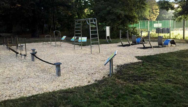 Outdoor Fitnessgeräte: Preise für die Ausstattung eines Bewegungsparcours