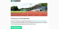 NEU: Sportstättenrechner Newsletter