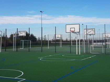 Großprojekt Sportpark Freiham München – artec® liefert Sportgeräte