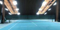 LED Tennihallenbeleuchtung für den BSV Hamburg
