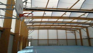Sporthallenbau: Kosten berechnen für Sporthalle, Freilufthalle und Traglufthalle