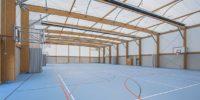Sporthallen mit textiler Gebäudehülle: Seminar von SMC2 am 13. Oktober 2020