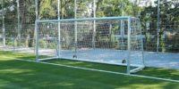 Jugendfußballtor 5 x 2 m aus Aluminium