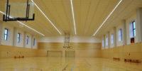 Für Sanierung oder Neubau – Spitzenlicht in Sporthallen aller Art