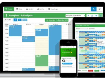 Digitale Sportstättenverwaltung: Software für die Stadt Bergheim