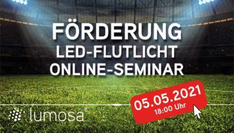 Förderung LED Flutlicht: Sportplatzbeleuchtung und LED Flutlichtanlage: Förderprogramme für Sportstätten mit Flutlicht.