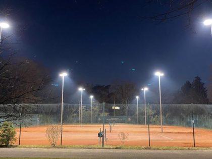 WELUMA baut LED Flutlichtanlagen – Alles aus einer Hand