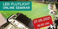 Kostenfreies Online Flutlicht-Seminar