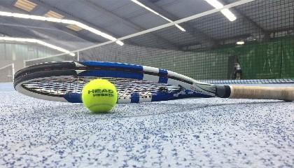 Tennishallenbeleuchtung, LED Leuchten für die Tennishalle, LED-Tennishallenbeleuchtung, Beleuchtung für Tennishallen
