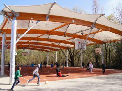 Aufwind für nachhaltigen Sportstättenbau in Hamburg