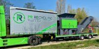 Insitu Reset Recyclinganlage für Kunstrasen auf der FSB Cologne 2021