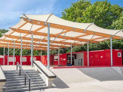 Die Experten für Freilufthallen auf der FSB Cologne 2021